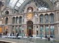 Původní budova nádraží v hale