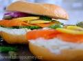 Pro větší osvěžující chuť doplňte plátky okurky