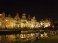 Romantický večerní Gent