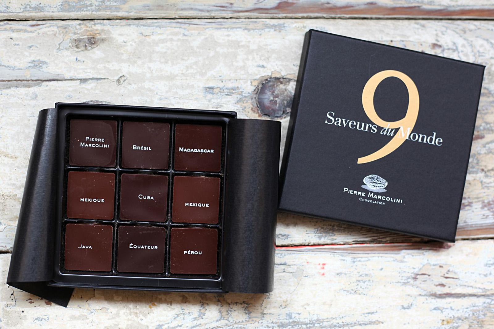 Vybírejte ty nejlepší druhy čokolád