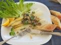 Ideální pokrm s kváskovou bagetou