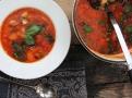 V misce nebo na talíři, vždy super zdravá polévka