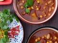 Do veganského chili patří i limetková šťáva