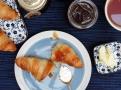 Citrusová marmeláda snídani osvěží