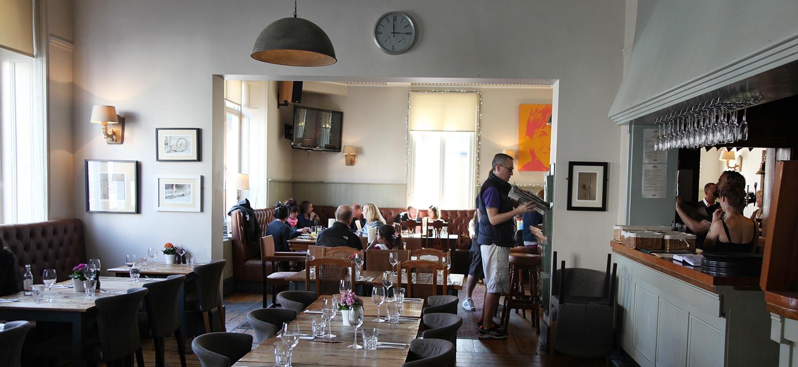 Moderní pub dnešní doby
