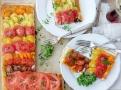 Lahodné a zdravé pochutnání z barevných rajčat