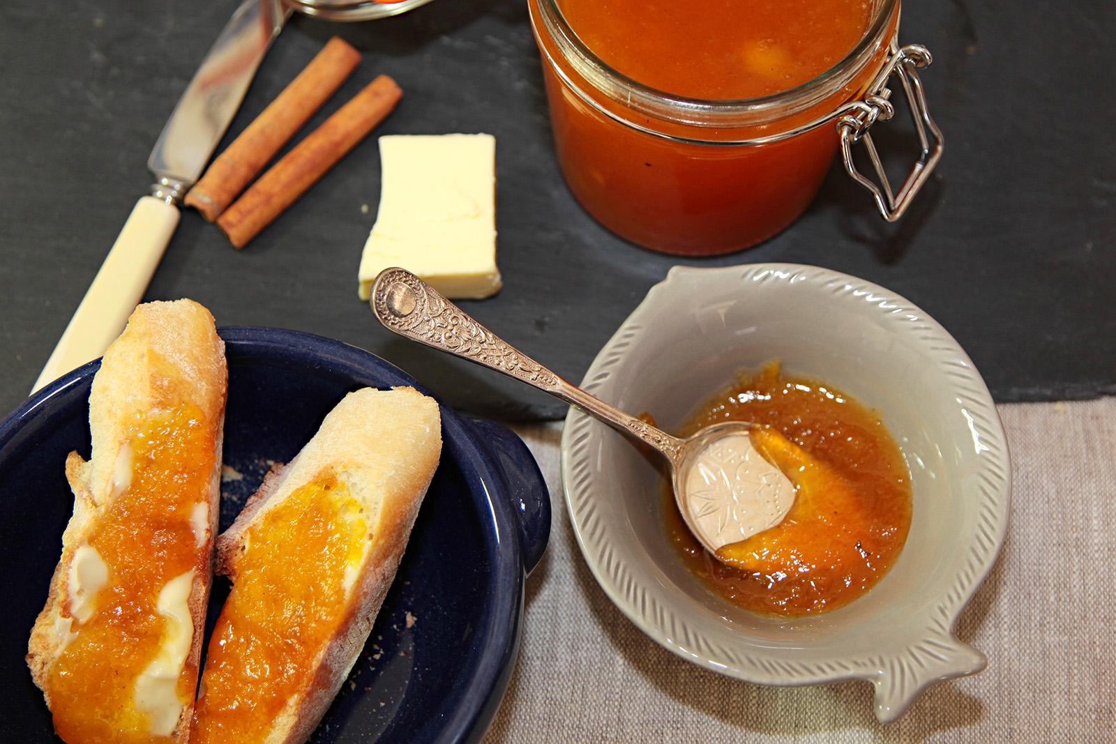 Dýně a skořice je portugalskou konpirací chutí