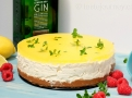 Když gin and tonic potká cheesecake...