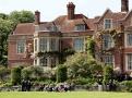 Venkovské sídlo v Glyndebourne