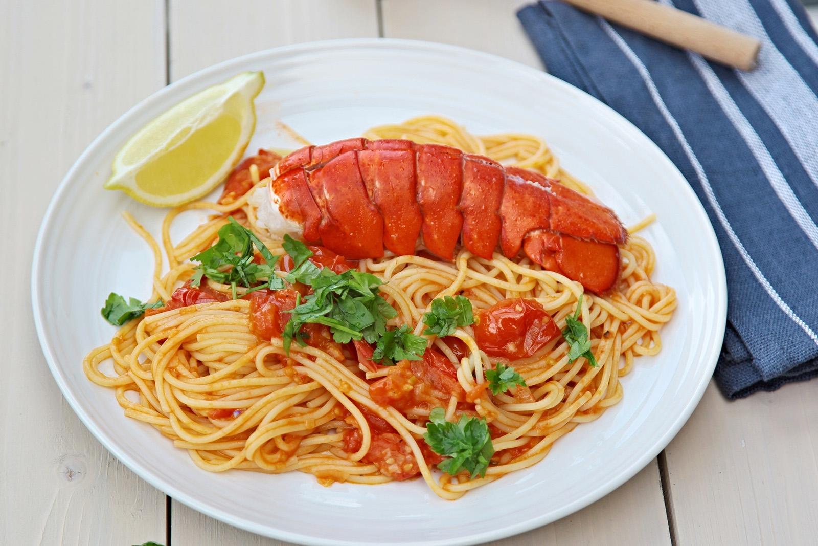 Humra vařte jen asi 6 minut, aby maso bylo měkké