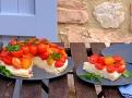 Rajčatový cheesecake je italskou záležitostí