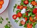 Jahody a estragon - dokonalé spojení chutí