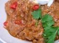 Jehněčí maso je lahůdkou ve voňavém kari