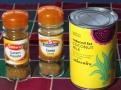 Garam masala je nejvhodnější směsí na kari, římský kmín a kokosové mléko