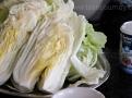 Čínské zelí je základní surovinou na výrobu kimči