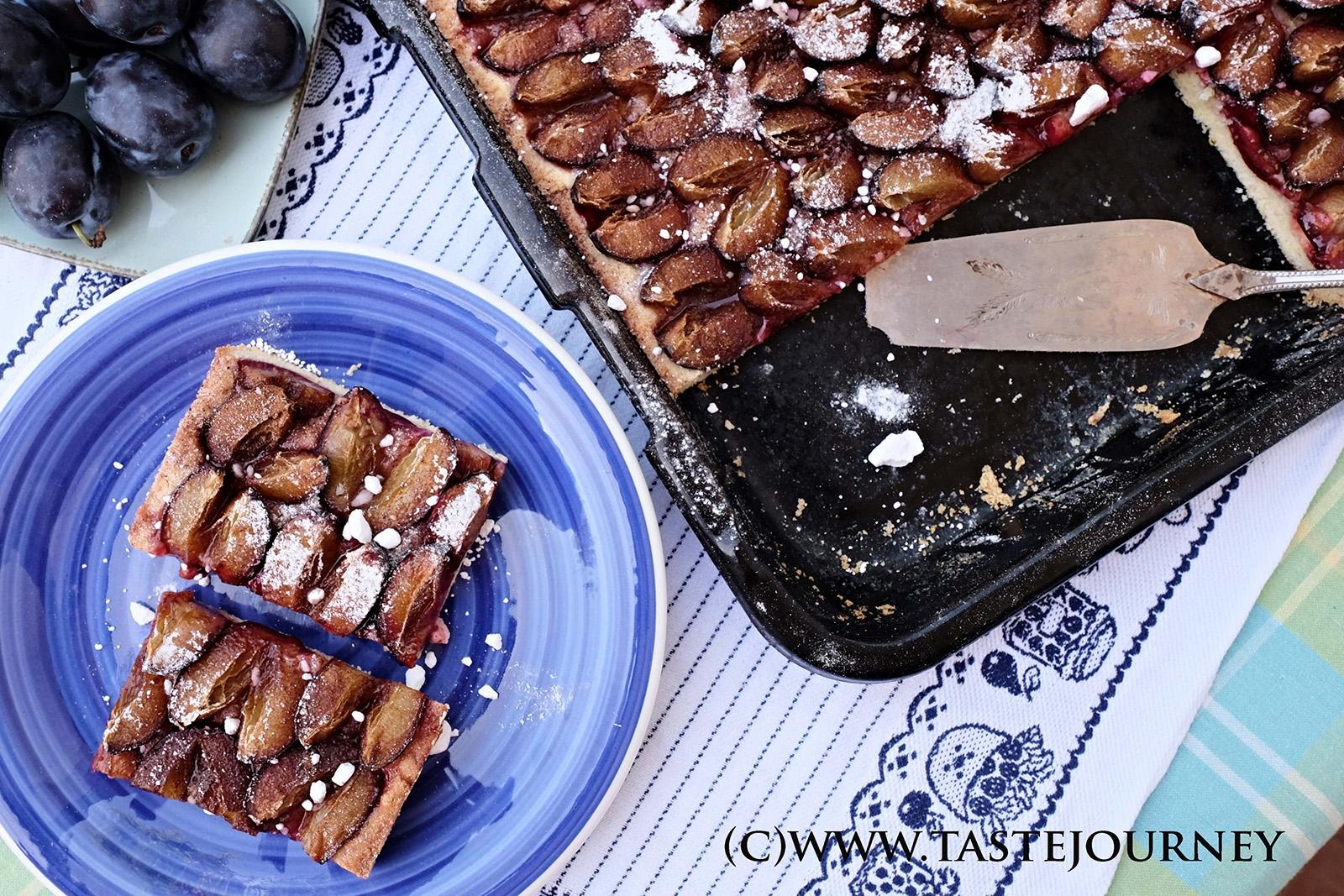Švestkové koláče mají u nás velkou tradici