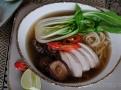Pak choi je křupavá zelenina ideálně vhodná do polévky