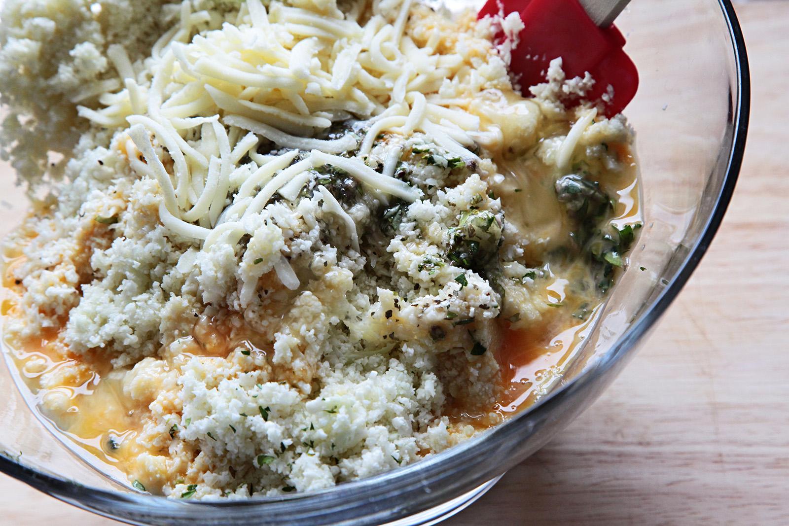 Sýr je možno vynechat a přidat bezlepkovou mouku