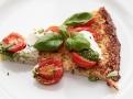 Květáková pizza může být i křupavá