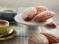 Madlenky podávejte ke kávě nebo čaji