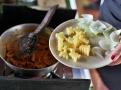 Thajská kuchyn si potrpí estetické vykrajování