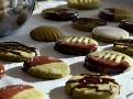 Cukroví také můžeme máčet v čokoládě