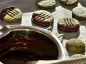 Hořká čokoláda se k čaji matcha hodí