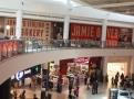Připravovaná nové otevření Jamie Oliver Italian na letišti Londýn Gatwick, jižní terminál.