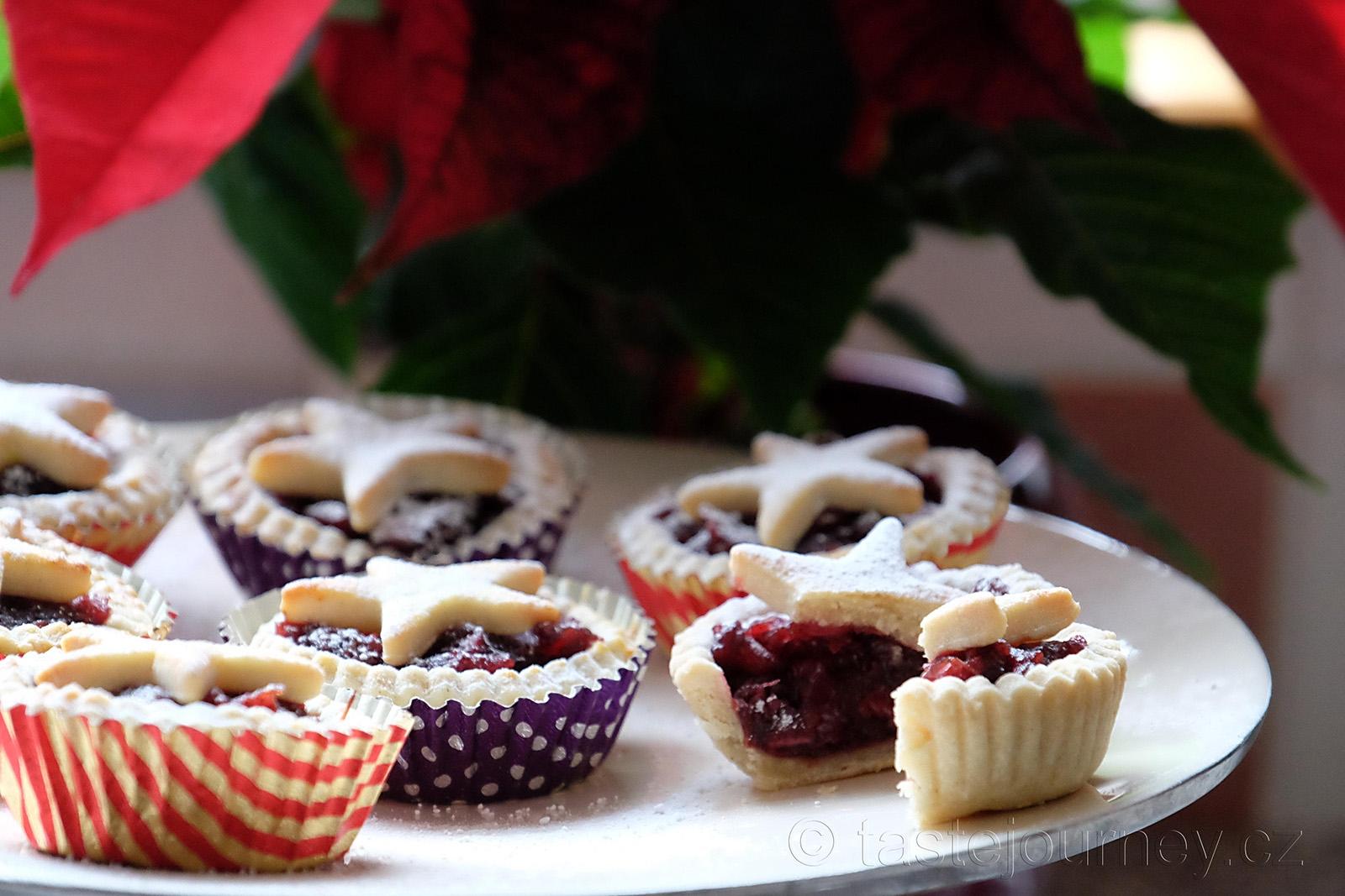 Mince pie patří k vánoční atmosféře
