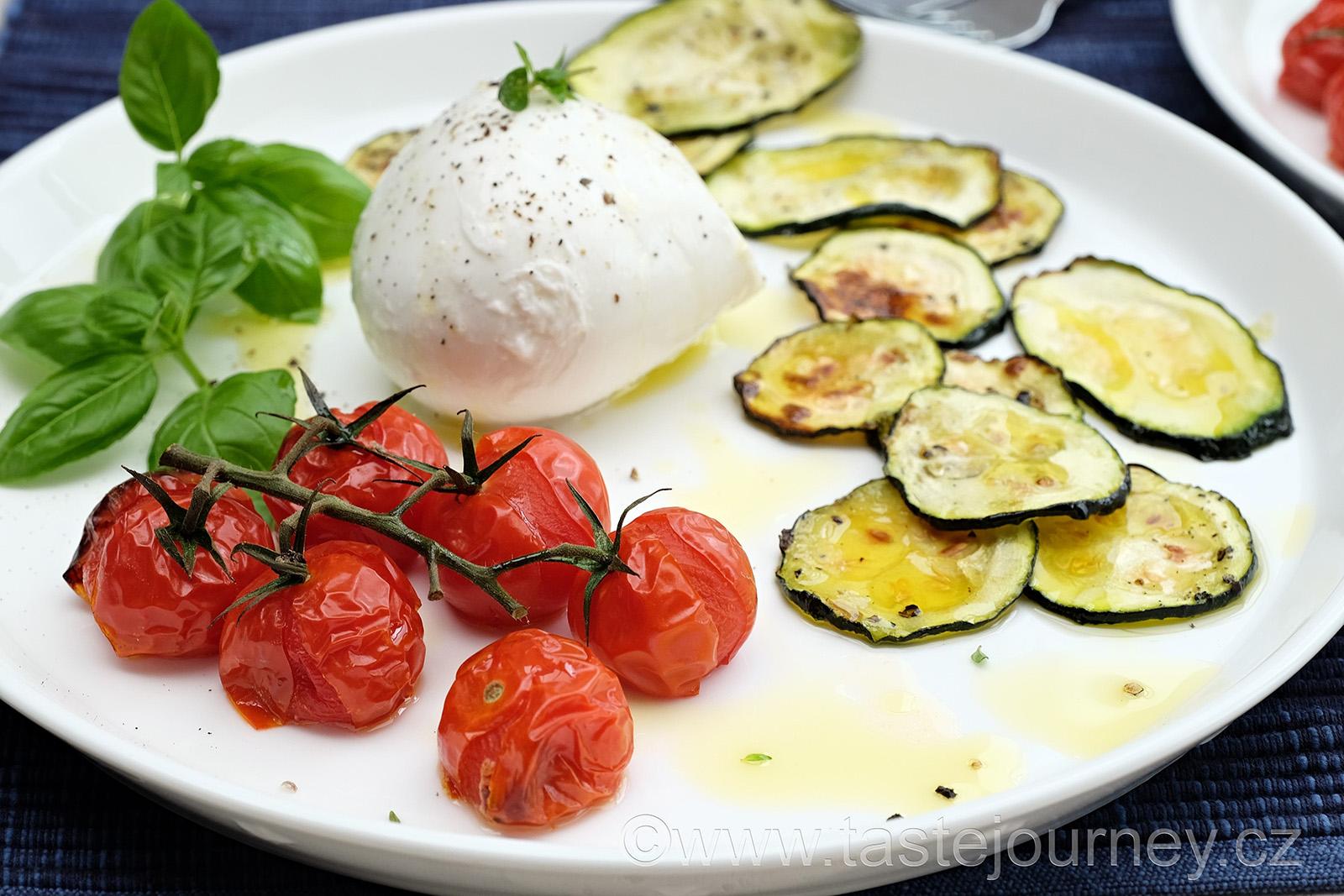 Mozzarella nejen do salátu