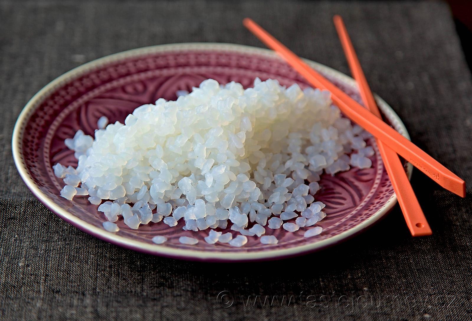 Konjac ve variantě rýže