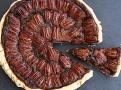 Pekanový koláč s bourbonem je dokonalou kombinací chutí