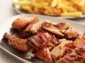 Kuře piri-piri v Ramires je vyhledávanou specialitou