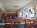 Král kuřete piri -piri Ramires pojme až 300 hostů