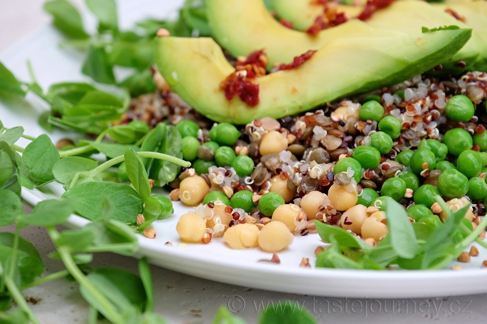 Zdravé luštěniny jsou významným zdrojem rostlinných proteinů