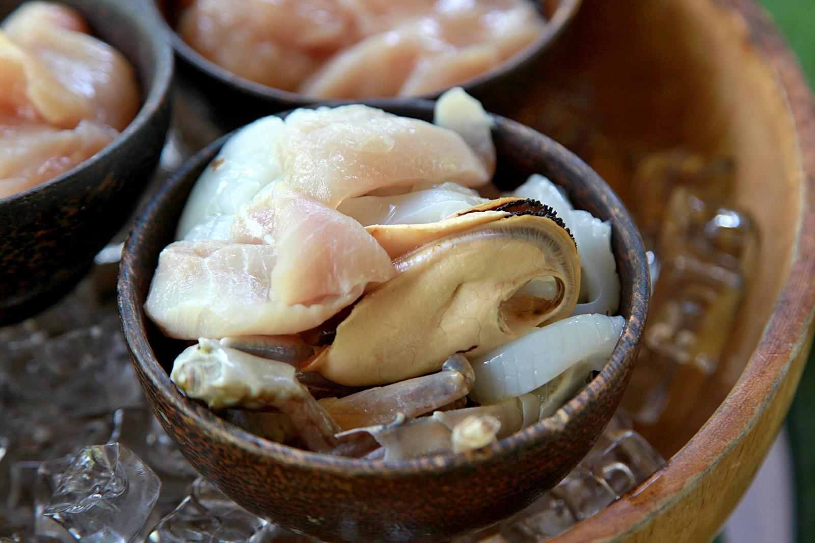Rybu a mořské plody vybírejte zaručeně čerstvé