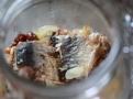 Sardinky nakládejte do zavařovacích sklenic