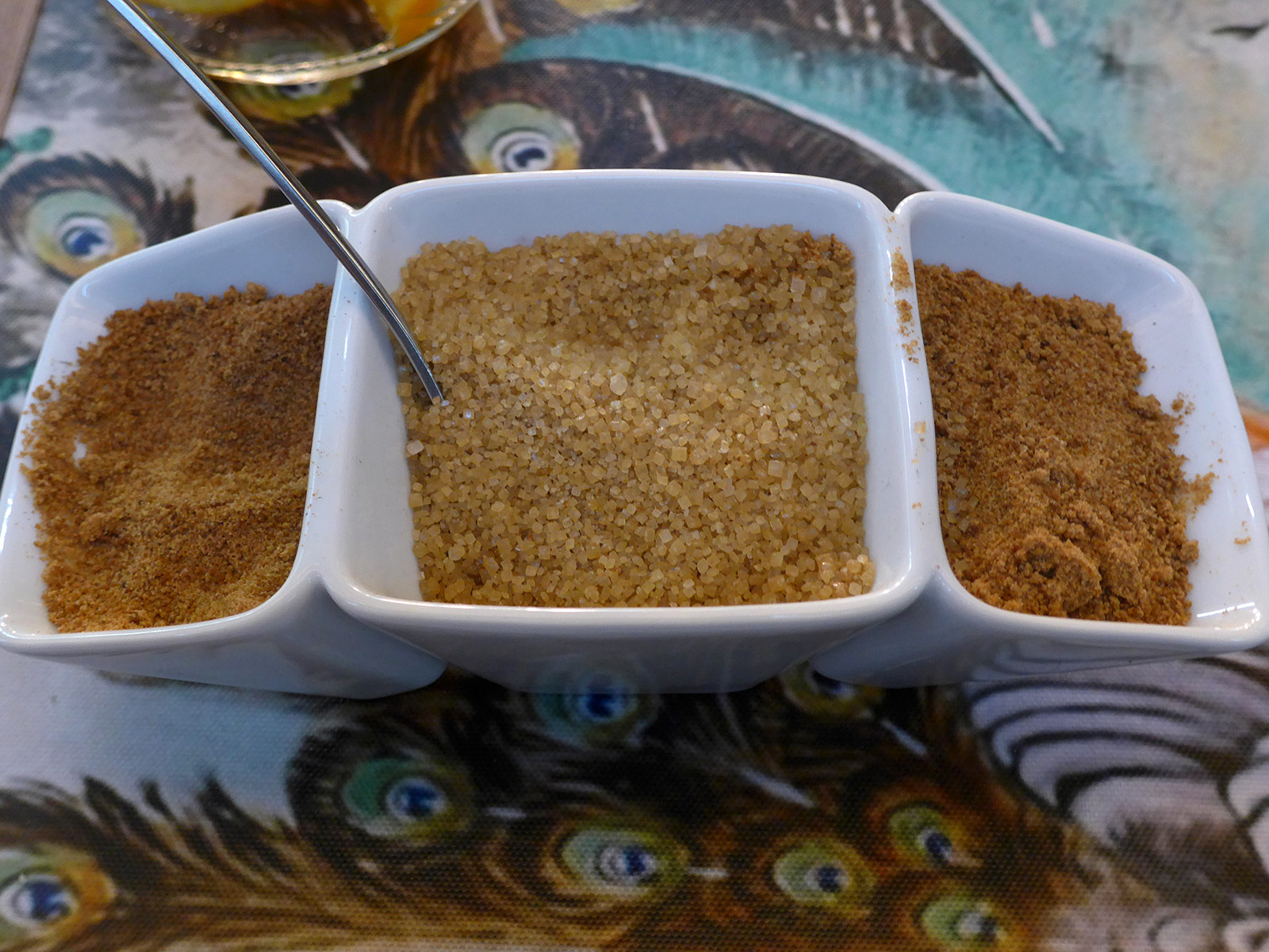 Třtinový, kokosový a palmový …cukr