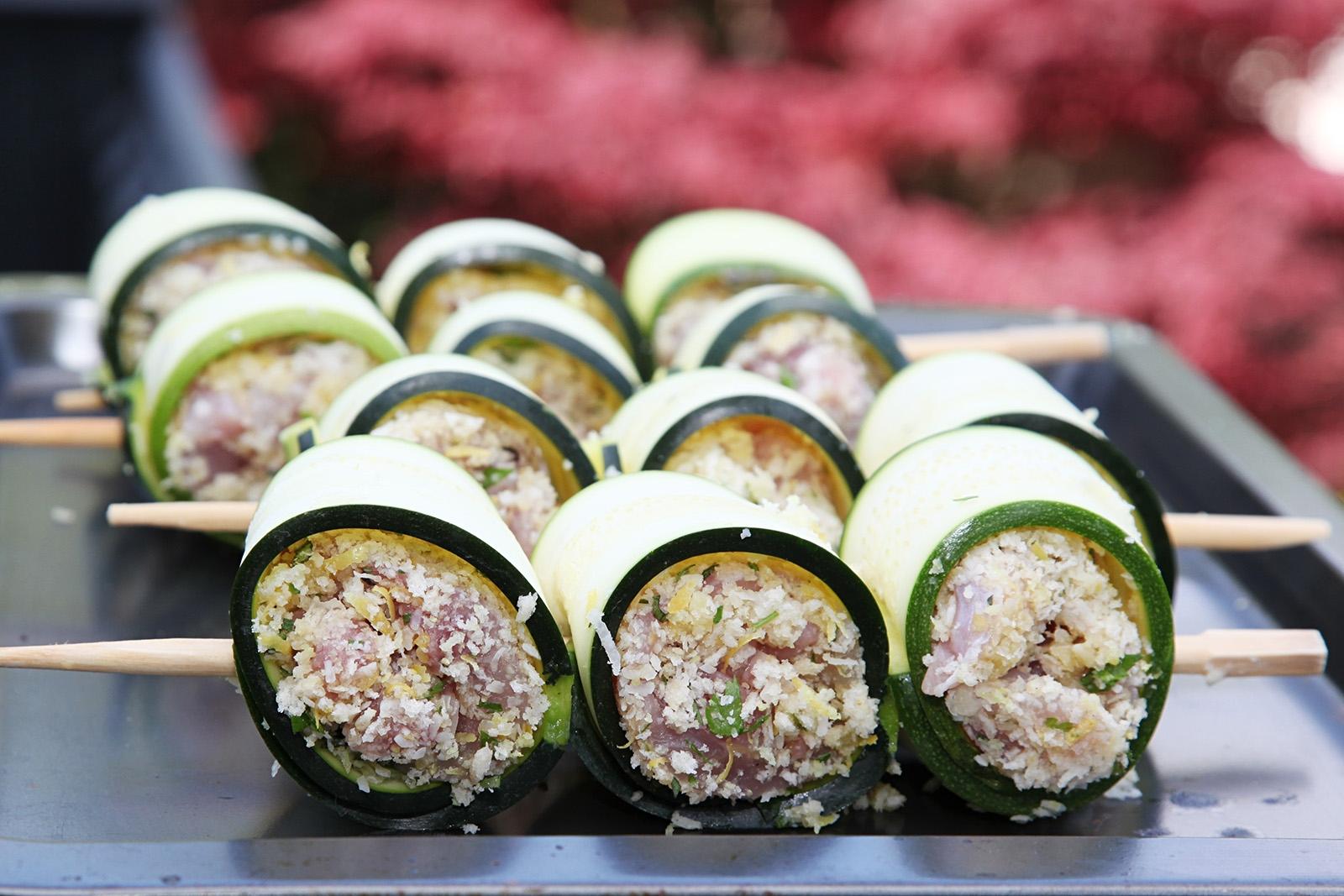 Kuřecí maso skvěle ladí s citrónem, parmazánem a bylinkami