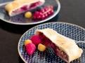 Místo tradičního moučkového cukru jen ozdobte čerstvým bobulovým ovocem