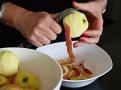 Jablka vybírejte střední velikosti