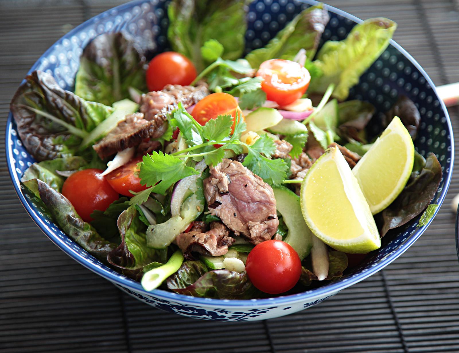 Hovězí maso by mělo zůstat šťavnaté a středně propečené