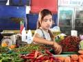 V Thajsku existují stovky druhů chilli papriček