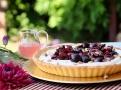 Kouzlo léta umocní osvěžující třešňový koláč