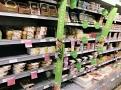 Výběr vegatariánských a veganských pokrmů