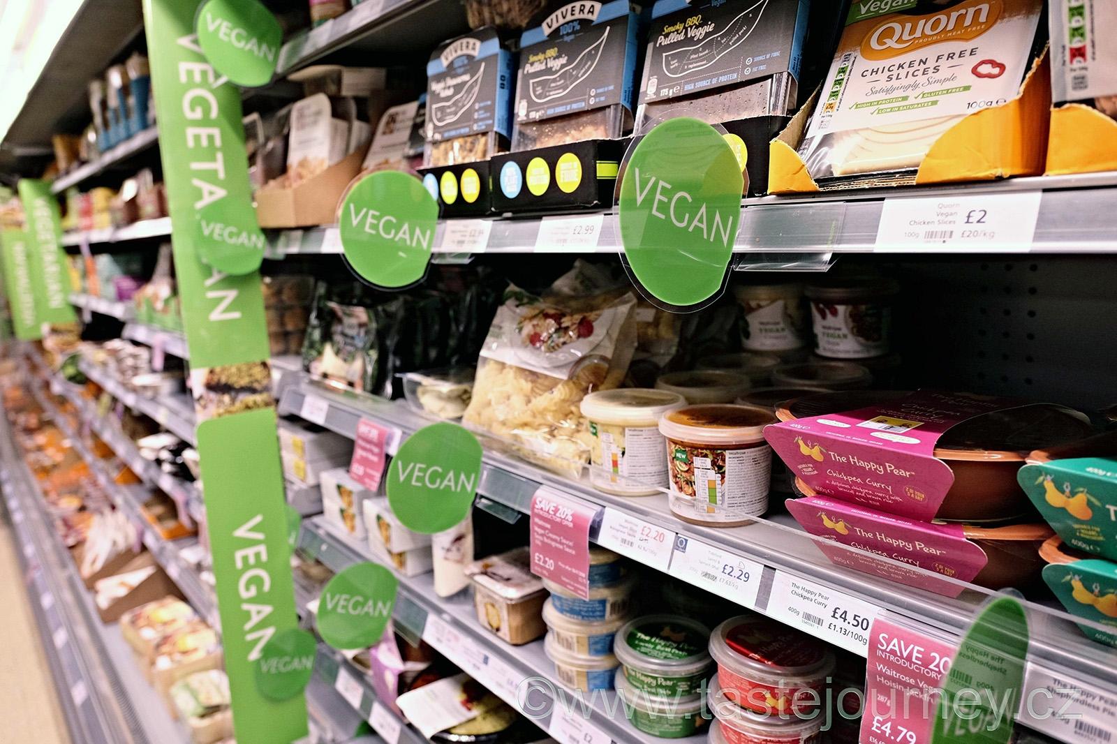 Značka Quorn je osvědčenou veganskou značkou