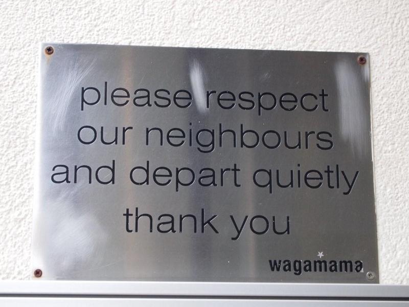 Nerušte sousedy!