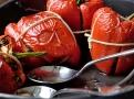 Paprika pustí šťávu a ochutí i čočkovou náplň s rozinkami a piniovými ořechy