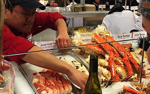 Chelsea Market v New Yorku – tržnice a ráj pro gurmány!