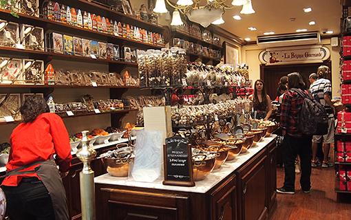 Brusel to je pivo, hranolky, čokoláda a senzační chutě, ale i nepoživatelná ryba pro turisty